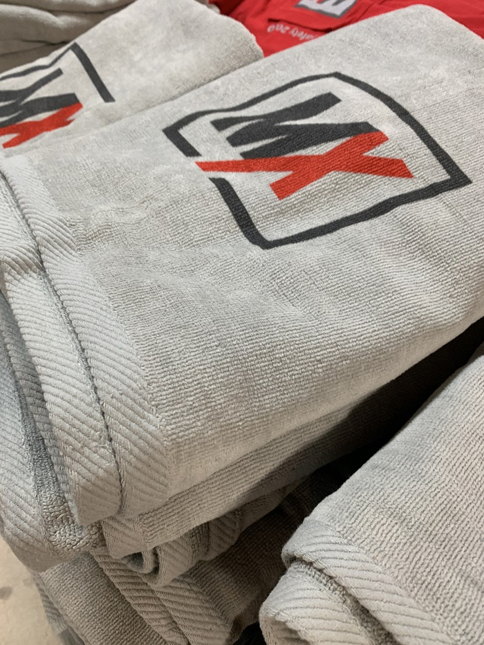 MX towels